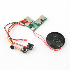 Recordable Voice Module for Greeting Card Music Sound Talk chip musical IF