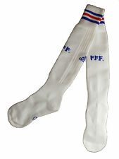 Adidas fff francia niños recortar calcetines talla 34-36 (1) nuevo