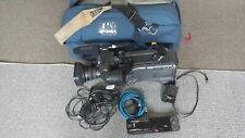 Video Camera Equipment- EFP Panasonic Camera Kit Sachtler Tripod- Will separate