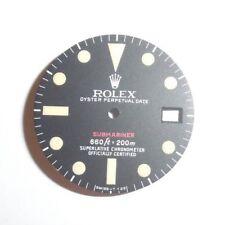 Repainted Rolex Dial for Rolex Submariner 1680