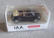 Wiking HO 1/87 2004 IAA New Beetle Cabriolet Car 032 03 NIP