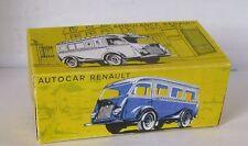 Repro Box CIJ Renault Lieferwagen 1000Kgs/Police/Ambulance/Autocar
