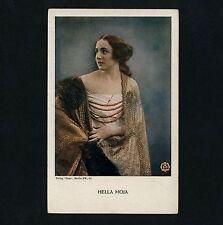 HELLA MOJA Film Produzentin Drehbuchautorin / Producer Scriptwriter * AK um 1920