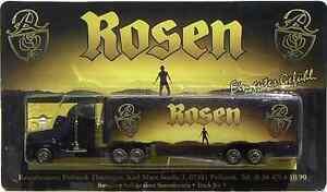Rosenbrauerei Nr.9 - Lim. Serie Nr.5 - +Kenworth T800 SZ+KW 35 € (OVP)