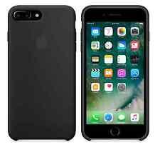 """BLACK 100% GENUINE ORIGINAL Apple Silicone Case For iPhone 7 Plus 5.5"""""""