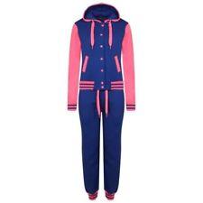Vêtements survêtements roses à longueur de manches manches longues pour fille de 2 à 16 ans