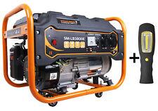 Power Generator 3300w Aggregate Unit 7 PS Emergency Supply 230v