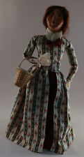 New ListingByers Choice Williamsburg Woman with Basket The Carolers 2000