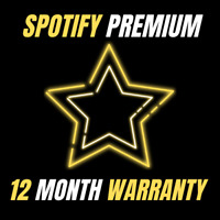 ⭐ Spotify Premium ⭐ 12 Months ⭐ New Account Automatic ⭐