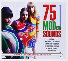 75 Modern Sounds 3-CD NEW SEALED Mod Exciters/Contours/Mar-Keys/Cookies/Olympics