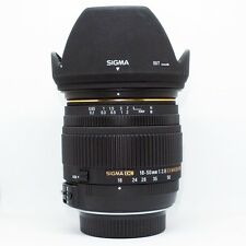 *MINT*Sigma EX DC Macro HSM 18-50mm f/2.8 Lens For Nikon+UV FILTER