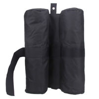Outdoor Canopy Tent Sand Bag Shelter Weighted Feet Legs Bag Fixed Sandbags #JT1