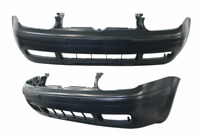 FRONT BUMPER BAR COVER FOR VOLKSWAGEN GOLF MK 4 1998-2004
