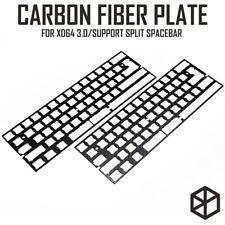 60% Mechanical Keyboard Carbon Fiber Plate Support For XD60 XD64 3.0 Base