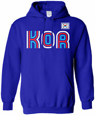 Korea Athletic Retro Series Unisex Hoodie Sweatshirt Soccer