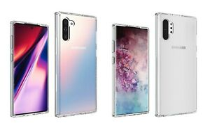 For Samsung galaxy Note 10,10 PRO (plus)  soft gel silicon Ultra thin back case