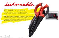 INTERCABLE PROMO 16020-CF1 Forbice F1 + Safetybox con rilevatore di tensione
