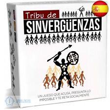 Tribu de Sinvergüenzas - El Mejor Juego de Cartas para Beber para Fiestas y
