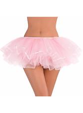 ROSE SCINTILLANT tutu, adulte standard, Déguisement, vêtement de danse, NIP