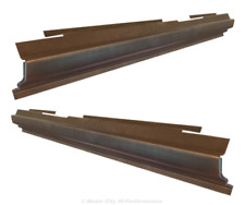 1984-2001 JEEP CHEROKEE XJ ROCKER PANELS PAIR DIE STAMPED