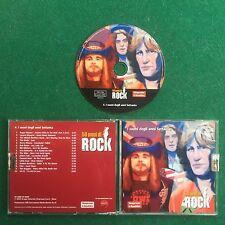 1 CD Musica 50 ANNI DI ROCK SUONI ANNI '70 B.DYLAN JETHRO TULL L'Espresso (2004)