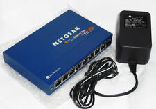NETGEAR EN108TP EN 108TP 8 Port 10Base-T Ethernet Hub, New!