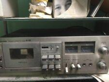 piastra a cassette mitsubishi mg 4400 rara peso 5,5 kg