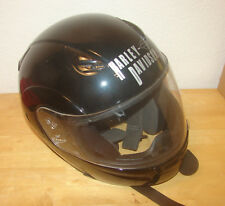 Harley-Davidson System II Full Face Helmet with Headset Size XL
