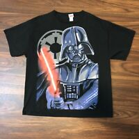 Vintage Star Wars Darth Vader Dark Lord of the Sith Tee Size XL T-shirt Licensed