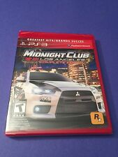 Midnight Club Los Angeles *Complete Edition* (PS3)  NEW