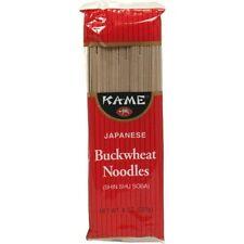 Ka-Me Japanese Buckwheat Shin Shu Soba Noodles, 8 oz