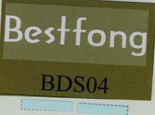 """Bestfong Decals 1/144 CHINESE """"SCRAWL"""" ON Mk.82 BOMB"""
