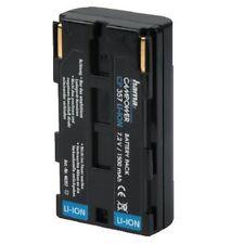 Hama Li-Ion-bateria CP 357 para Canon, sustituto para bp-915, 46357