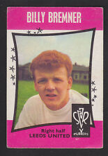 A&BC - Footballers (Star Players) 1967 - # 38 Billy Bremner - Leeds