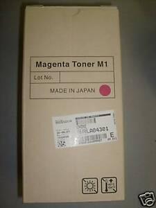 Canon CLC 700 800 900 Magenta Toner 1433A002AA