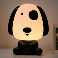 Cartoon Pets Rabbit Panda Plastic Lamp Bulb Baby Bedroom Lamps Night Light