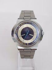 Super Vintage Omega Geneve Dynamic 135.033 Caballeros Reloj. Cal 601. desde 1970