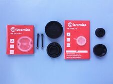 DUCATI 900SS/MONSTER BRAKE/ RESERVOIR/CLUTCH  CAPS KITS UPGRADE  TYPE  BREMBO