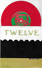 "THE WEDDING PRESENT * NO CHRISTMAS * 7"" RED VINYL + INSERT RCA  PLAYS GREAT"