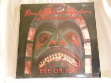 RONALD SHANNON JACKSON Eye On You Vernon Reid Bern Nix Billy Bang SEALED LP