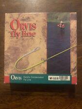 Orvis Fly Line WF-10-S III