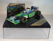 Onyx 1/24 BENETTON FORD b194 formule 1 conducteur: Michael Schumacher dans Box #2857