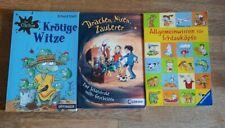 Kinder Bücher Paket, Jungs Alter 8-11 Jahre, gebraucht aber TOP!
