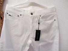 Ralph lauren chino-Pocket 5, MIS. 34/34, 50, bianco e elastici 295 € 6230