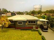 HO scale  AUSTRALIAN-1950s-Style-weatherboard Vetties House (KIT)