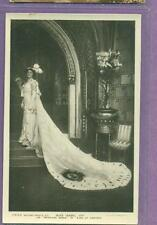 1905 ROTARY PHOTO  POST CARD 11414 E ACTRESS  MISS ISABEL JAY EX
