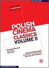 POLISH CINEMA CLASSICS VOLUME II NEW DVD