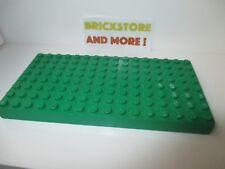 Lego - 1x brick brique 8x16 16x8 4202 green/vert/grüne