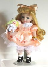 "Kaylee- Porcelain /Cloth-""You""Re A Doll"" A Kaylee Doll-Beautiful Doll & Costume"