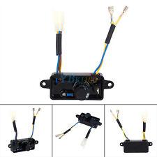 AVR Regulador De Voltaje Convertidor Generador de Gasolina Emergencia Rectángulo